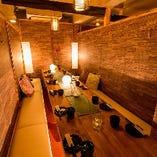 優雅な宴会個室《九州地鶏居酒屋 吉蔵 赤羽店》