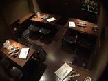 2Fのテーブル席♪♪