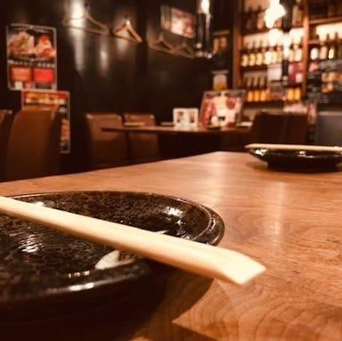 炭火焼肉・にくなべ屋 神戸びいどろ 本店 店内の画像
