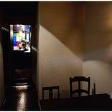 【2階】奥個室4~5名席
