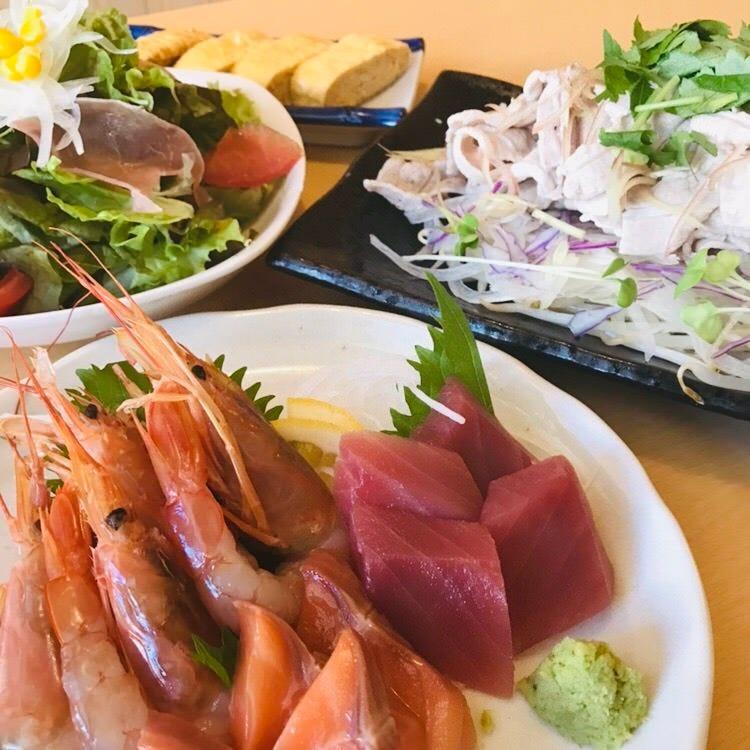 ◆宴会コース飲み放付4000円税込〜