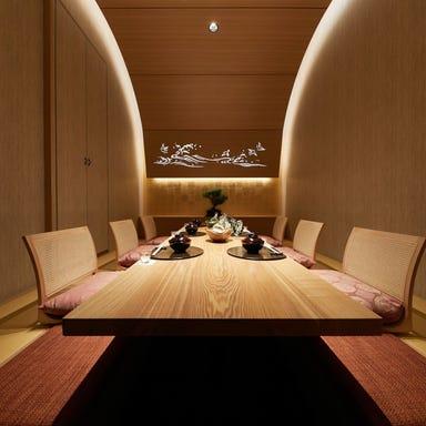 個室会席 北大路 品川茶寮 店内の画像