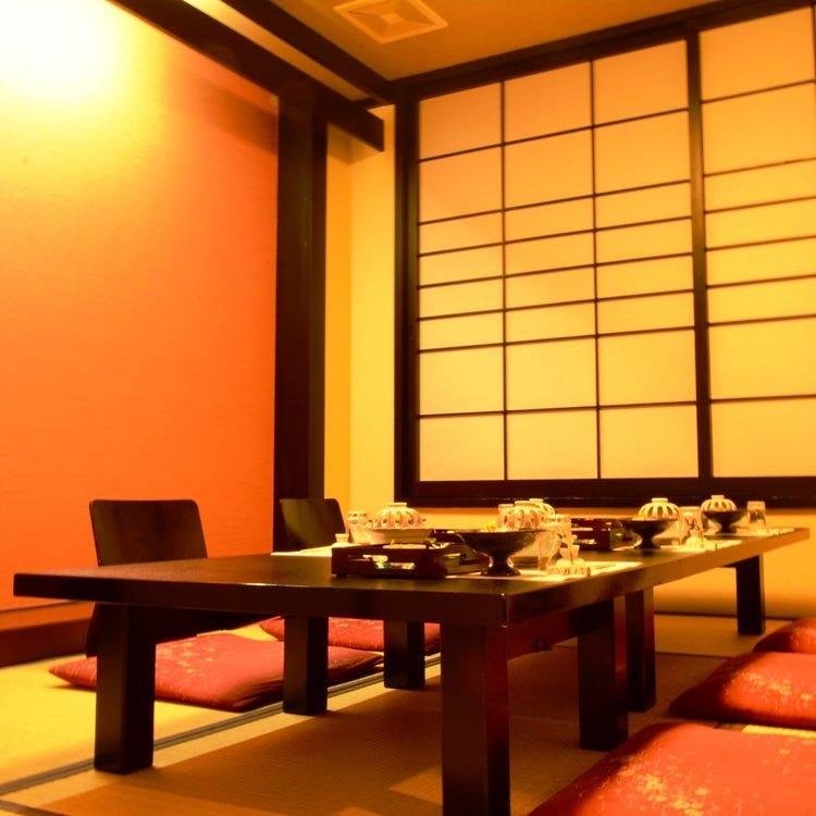 【完全個室】情緒溢れる清潔な和空間
