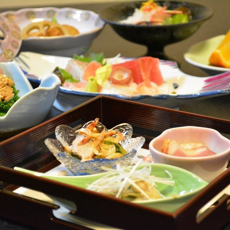 四季の変化を楽しむ【コース料理】