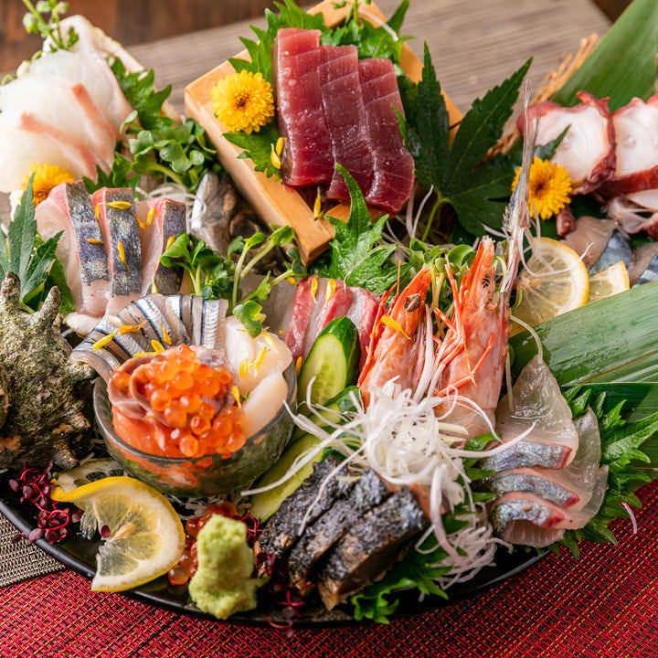 個室×日本酒バル 八重洲魚の目利き