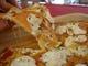 自家製チーズ使用のピザマルゲリータ