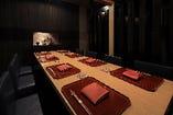 ◆テーブル席◆~8名様までの半個室