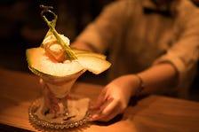 渋谷で味わう、北海道のパフェ