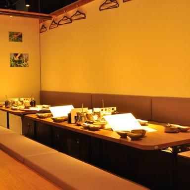 しゃぶしゃぶ温野菜 和光市南口店 店内の画像