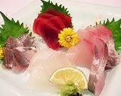 鮮魚 5点盛り