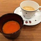 【 お飲物 】エスプレッソ
