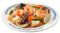 -什錦香炒麺-五目焼きそば
