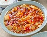 広東風マーボー豆腐
