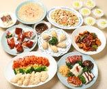 税金・サービス料込々の各種宴席に最適な本格広東料理フルコース