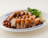 蜜味排骨-豚肉スペアリブの焼物
