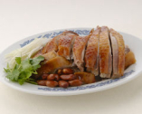 明炉焼鶏-鶏肉の香味焼き