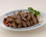 五香鶏什-鶏砂肝の鹵水漬け
