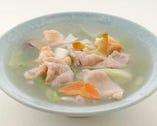 什錦時菜湯-五目スープ