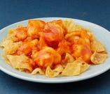 辣泡大蝦球-大海老のチリソース