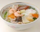 楊州湯麺-五目そば