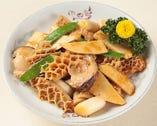 紅焼牛肚-牛ハチノスと竹の子の炒め