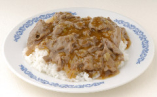 -蠓油牛飯-牛肉のカキ油うま煮ご飯