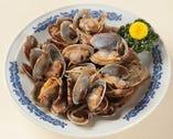 <豆豉炒蛤蜊>あさりのトウチ炒め