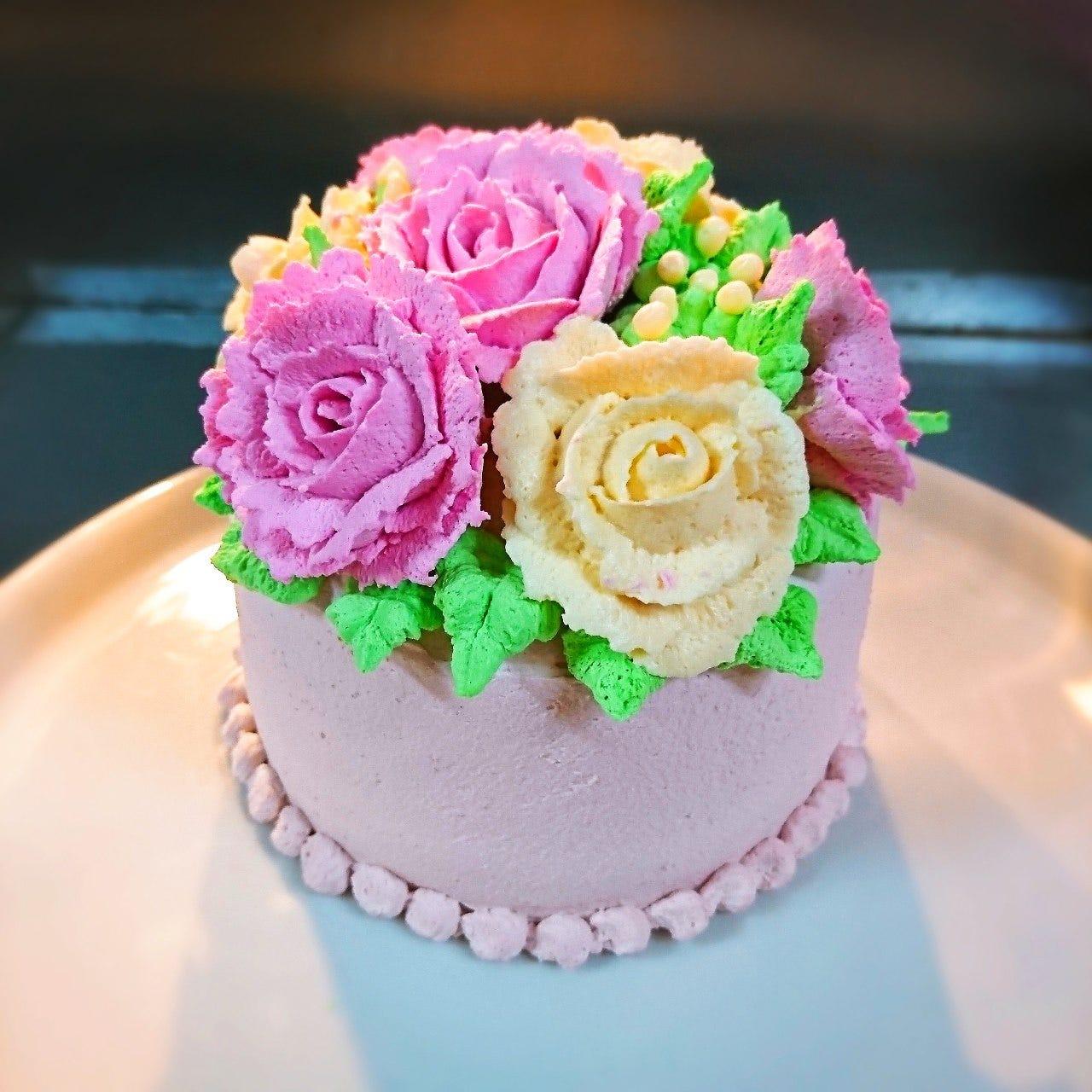当店特製の手作りケーキ!