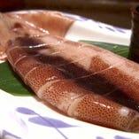 イカ姿醤油焼