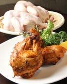 国産ハーブ鶏のタンドリーチキン