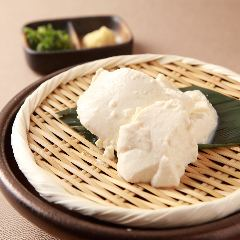 京都近喜とうふさんのおぼろ豆腐