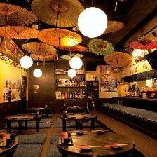 京の香り漂う庶民派居酒屋♪