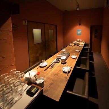 完全個室×創作料理 萬菜 本店 横須賀中央 店内の画像