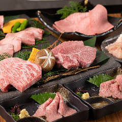 神户牛烧肉 石田屋。 Hanareの上