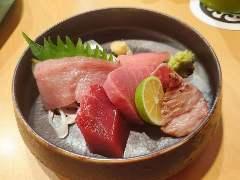 まぐろと旬菜 kurofune~クロフネ~