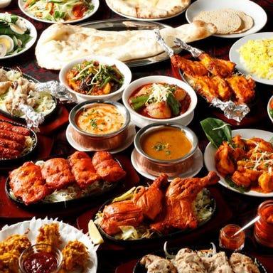 Asian bistoro 食べ放題 トップスパイス神田錦町店 メニューの画像