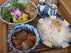 北部ハノイ名物麺料理 ブンチャー (焼きつくねの秘伝だれぶっかけビーフン)