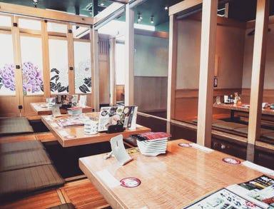 魚民 秋葉原中央通り店 店内の画像