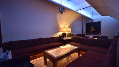 ソファー完全個室 Bar Chill 川崎  こだわりの画像