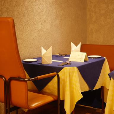 レストラン ストックホルム  店内の画像