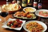 優しいスパイス遣いのネパール料理 納得の料理をご用意しました