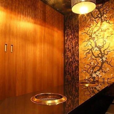 完全個室 焼肉雅  店内の画像