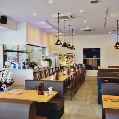 KK Indian Restaurant 豊橋店 店内の画像