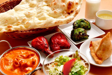 KK Indian Restaurant 豊橋店 こだわりの画像