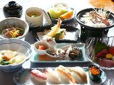 伊津美の宴会コース