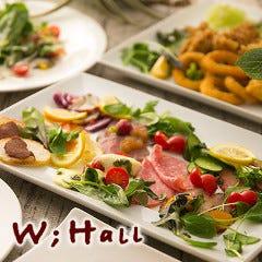 貸切パーティー&ウエディング W;Hall