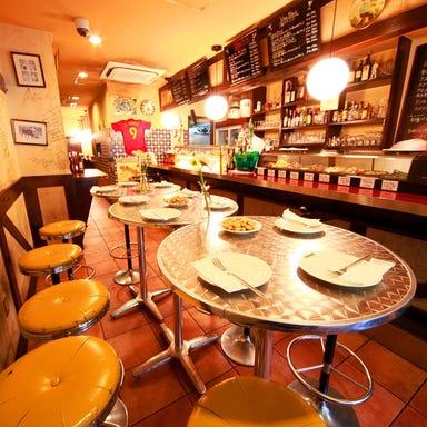 スペインバル エルポニエンテ ゴソ 北浜 店内の画像