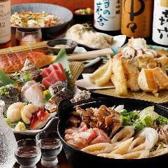 個室居酒屋 比内地鶏・天ぷら 秋風
