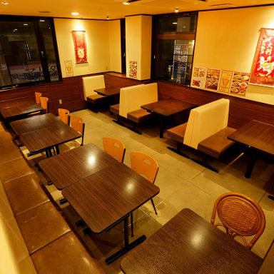 刀削麺・火鍋・西安料理 XI'AN(シーアン) 大宮店 店内の画像