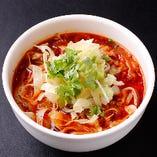 西安風サンラー麺